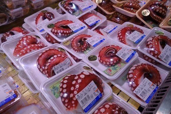 Giá hải sản tăng vọt tại Nhật Bản khi cung ứng toàn cầu yếu