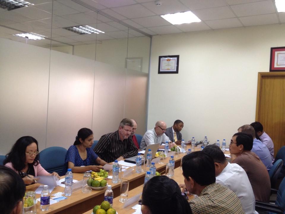 Đại học bang Michigan - Hoa Kỳ viếng thăm Hiệp Hội Cá Tra tìm hiểu về ngành chế biến cá tra Việt Nam